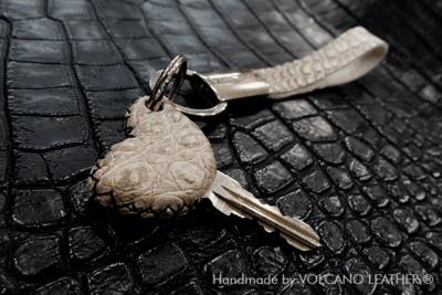 Bọc da chìa khóa da cá sấu