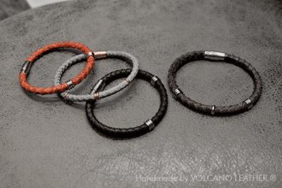 Vòng tay da trăn VOLCANO Leather