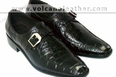 Giày nam da cá sấu CS001