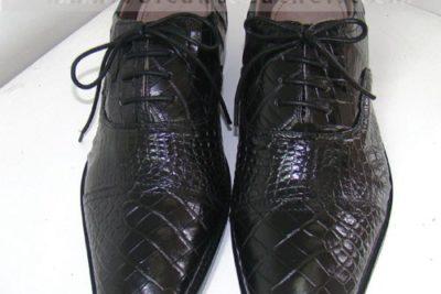 Giày nam da cá sấu S002