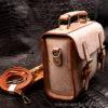 Túi xách da bò Phấn TX004