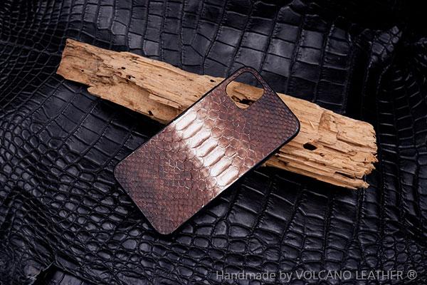 Ốp lưng da trăn Iphone 11Pro