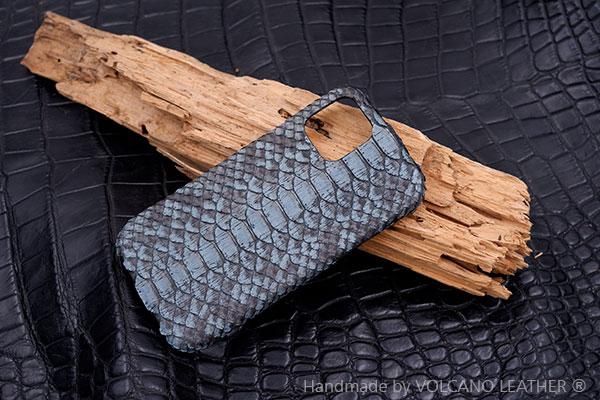 Ốp lưng da trăn Iphone 11 Pro Max