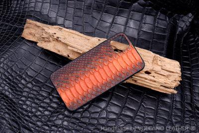 Ốp lưng da trăn Iphone 11