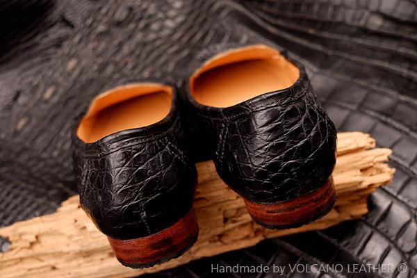 Giày nữ da cá sấu
